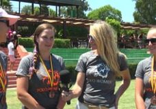 Polo Women Spanish Championships – American Team Interview!