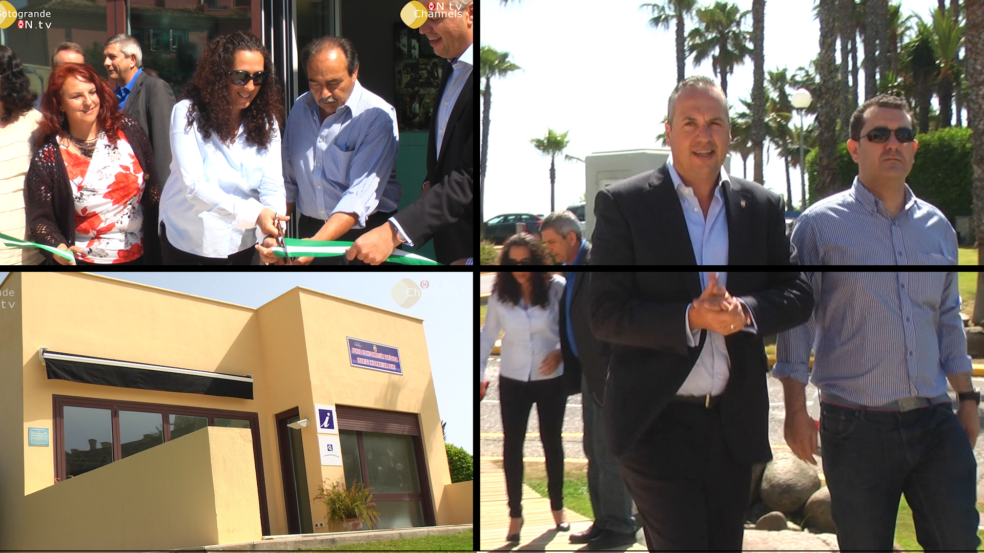 Sotogrande's New Tourist Office Opening