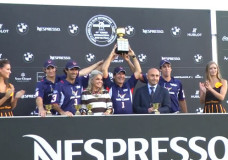 POLO LIVE! The Cartier Queens Cup Sunday 5th June